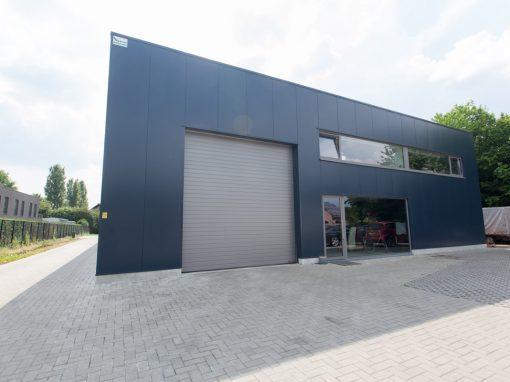 Nieuwbouw woning & bedrijfshal Zoersel