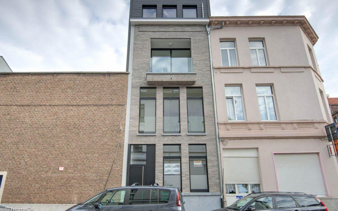Appartementsrenovatie Antwerpen